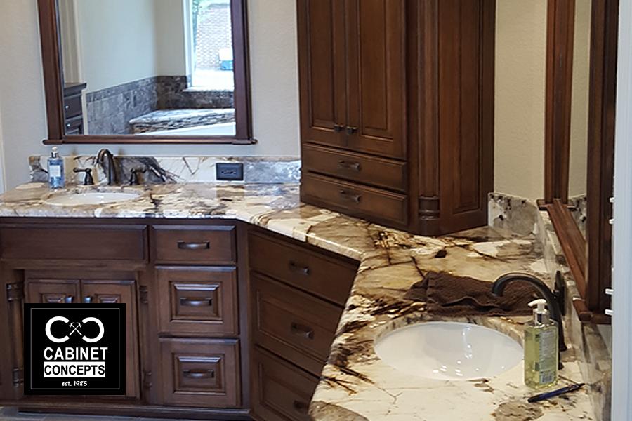 Remodeling Bathroom Cabinets